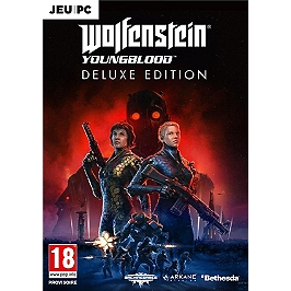 Wolfenstein : youngblood - édition deluxe (PC)