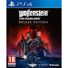 Wolfenstein : youngblood - édition deluxe (PS4)