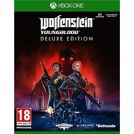 Wolfenstein : youngblood - édition deluxe (XBOXONE)