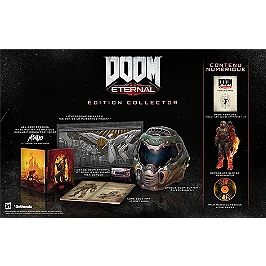 Doom eternal - édition collector (PS4)