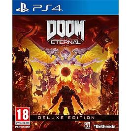 Doom eternal - édition deluxe (PS4)