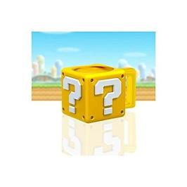 Mug en forme question block