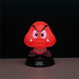 NINTENDO - lampe 3D super mario goomba 10cm