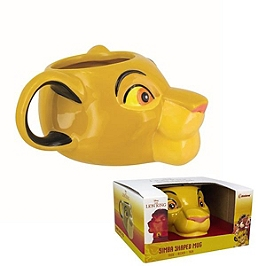 DISNEY - Le roi lion - mug 3D simba