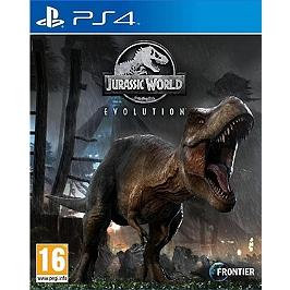 Jurassic World : Evolution (PS4)