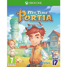 My time at portia (XBOXONE)