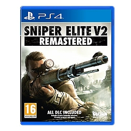Sniper elite 2 remastered (PS4)