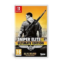 Sniper elite 3 - ultimate (SWITCH)