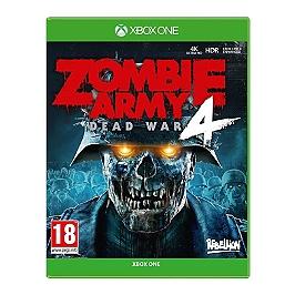 Zombie army 4 dead war (XBOXONE)