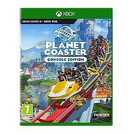 Planet Coaster (via Smart Delivery, un disque) (XBOX X)