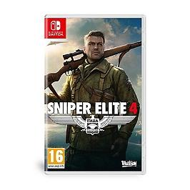 Sniper Elite 4 (SWITCH)