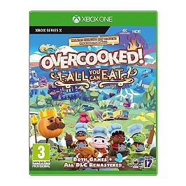 Overcooked All You Can Eat / XBX (1 + 2 + tous les DLC remasterisés) (XBOXONE)