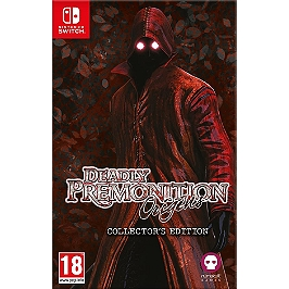 Deadly premonition origins - édition collector (SWITCH)