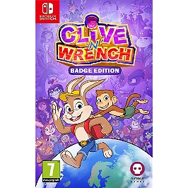 Clive 'n' Wrench - badge edition (SWITCH)