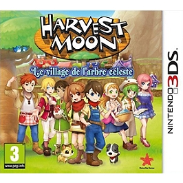 Harvest moon : le village de l'arbre celeste (3DS)
