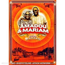 Paris - Bamako, CD AUDIO + DVD (package DVD)