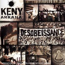 Désobéissance, CD
