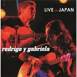 Live in Japan, CD