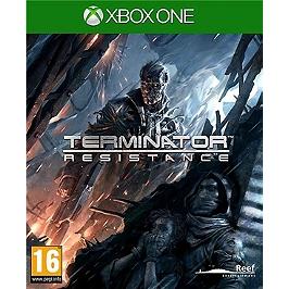 Terminator resistance (XBOXONE)