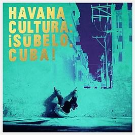 Presents Havana Cultura subelo Cuba, Vinyle 33T