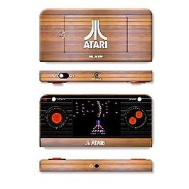 Console Atari portable + 50 jeux