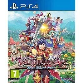 Valthirian arc hero school story (PS4)