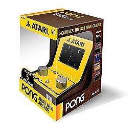 Atari mini paddle arcade (5 jeux dont pong)