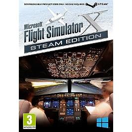 Flight simulator X - édition gold (PC)