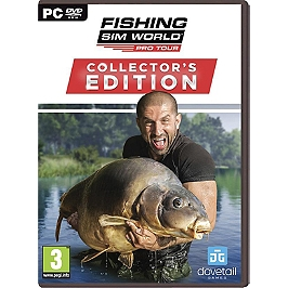 Fishing sim world pro tour - édition collector (PC)