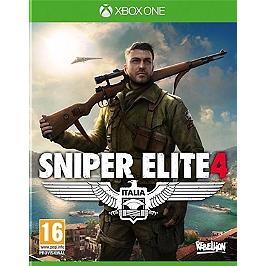 Sniper elite 4 (XBOXONE)