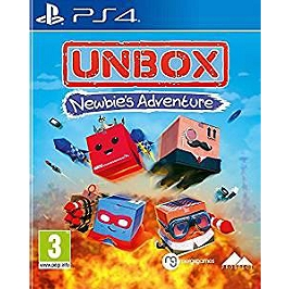 Unbox newbie's aventure (PS4)