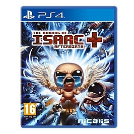 The binding of Isaac (PS4)