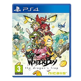Wonder Boy The Dragon's Trap (PS4)
