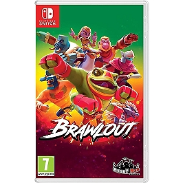 Brawlout (SWITCH)