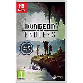 Dungeon of the endless (inclus porte-clés + artbook + 4 DLC) (SWITCH)
