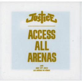 Access all arenas, CD