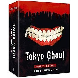 Coffret Tokyo ghoul : saisons 1 et 2 + oav, Blu-ray