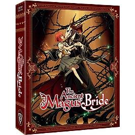 Coffret the ancient magus bride, saison 1, édition collector, Blu-ray