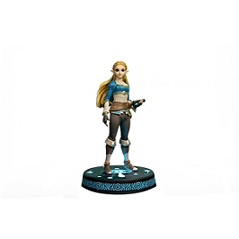 Figunrine breath of the wild zelda collector (27cm)