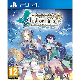 Atelier feris : the alchemist and the mysterious journey (PS4)