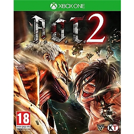 Attack on titan 2 (XBOXONE)
