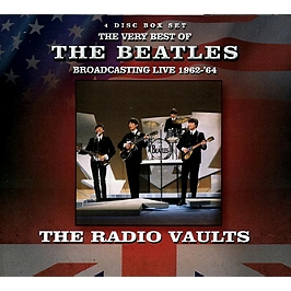 Radio vaults-best broadcasting live 1962/64, CD + Box