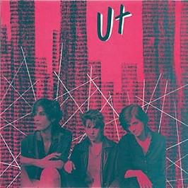 Ut - Confidential, CD