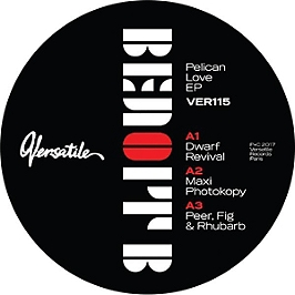 Pelican love EP, Vinyle 45T Maxi