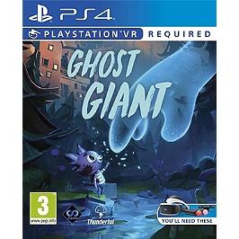 Ghost giant PSVR (PS4)