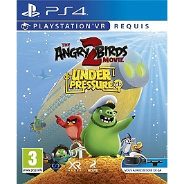 The angry birds movie 2 under pressure VR (PS4)