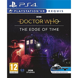 Doctor who the edge of time (PS4)