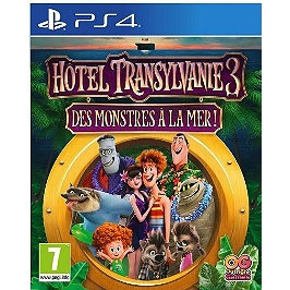 Hotel Transylvanie 3 des monstres à la mer (PS4)