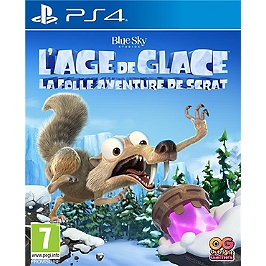 L'âge de glace : la folle aventure de scrat (PS4)