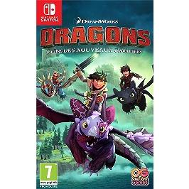 Dragons : l'aube des nouveaux cavaliers (SWITCH)